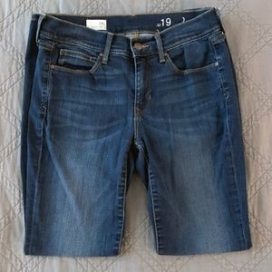 Gap 1969 Legging Jeans Size 28R Preowned